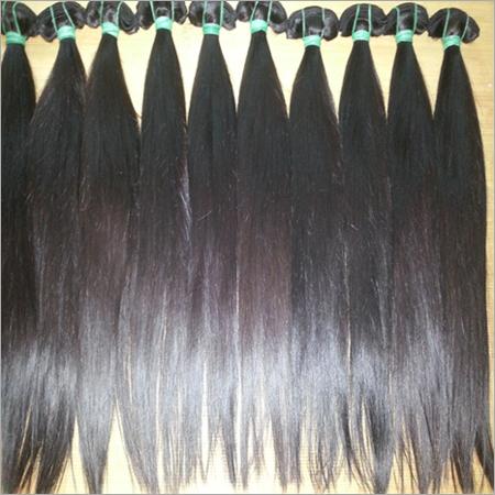 Double Drawn Machine Weft Hair