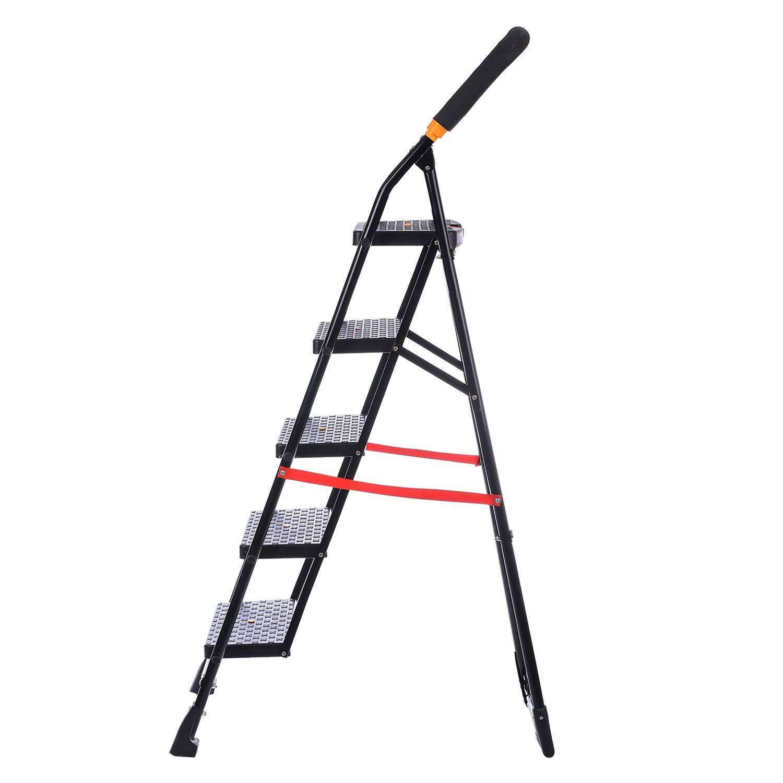 5 Step Square Ladder