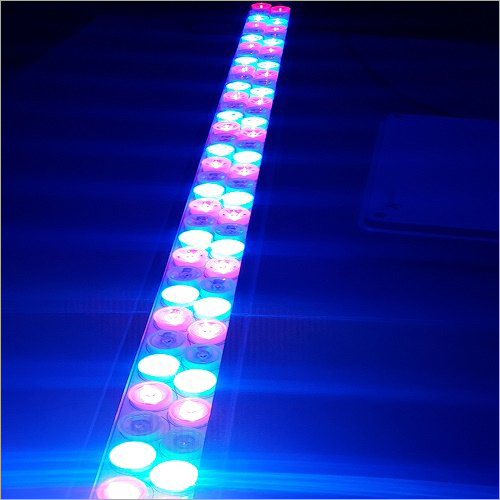 80 watt linear multi color Light