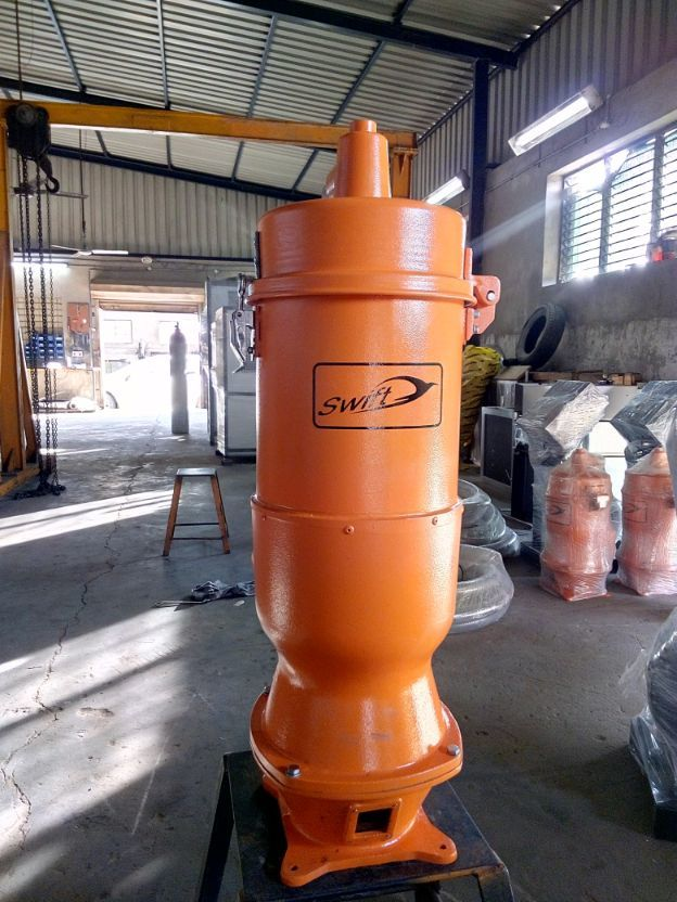 Powder Vacuum Hopper Loader