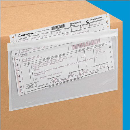 Packing Envelope