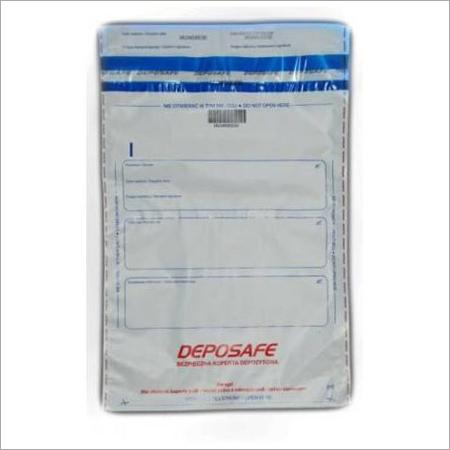LDPE Bank Envelope