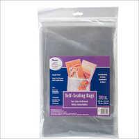 Transparent Self Sealing Bags