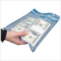 Currency Transit Bags