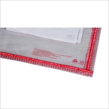 Transparent LDPE Courier Bag