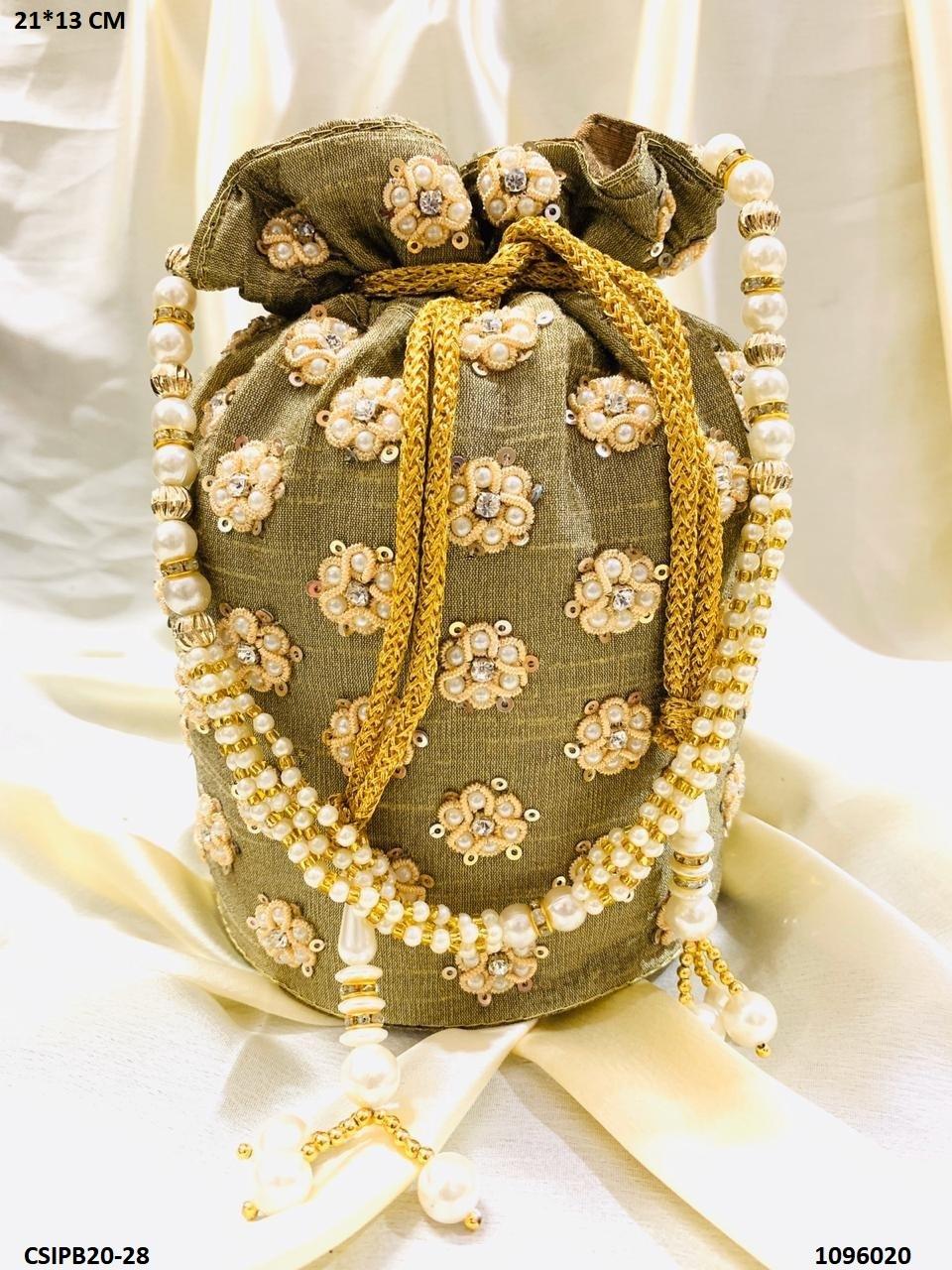 Handmade Traditional Potli Bag