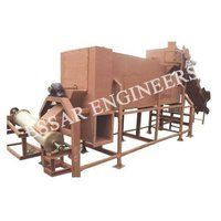 Charcoal Shell Processing Plant And Machine