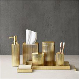 Brass Bathroom Accessories