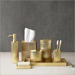 Designer Brass Bathroom Accessories