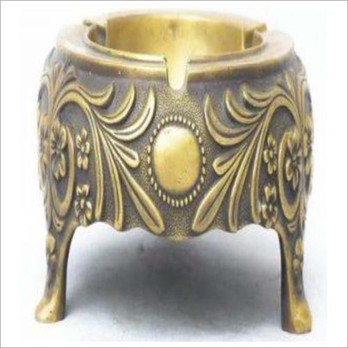 Vintage Brass Ashtray
