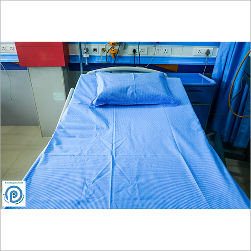 Plain Hospital Bed Sheet