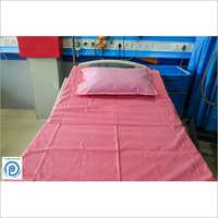 Solid Plain Hospital Bed Sheet