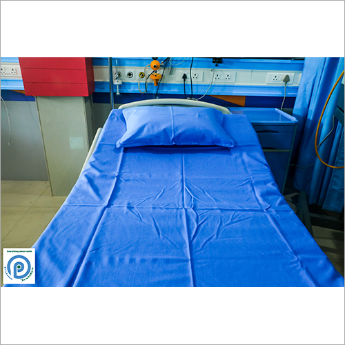 Cotton Polyester Hospital Bed Sheet