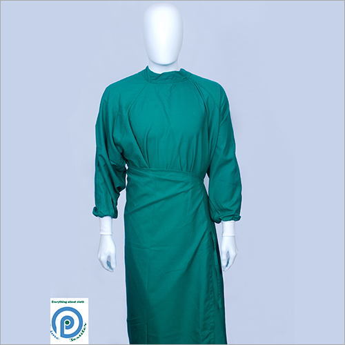 Ortho Surgeon Green Gown