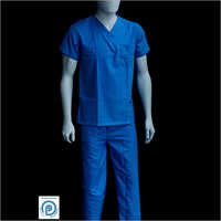 Doctor Surgeon Blue Uniform
