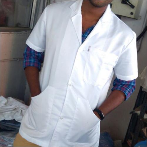 Half Sleeve Doctors Apron