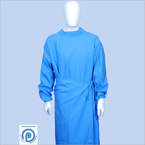 Ortho Surgeon Blue Gown