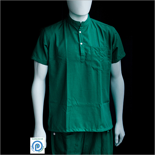 Hospital OT Boy Green Dress
