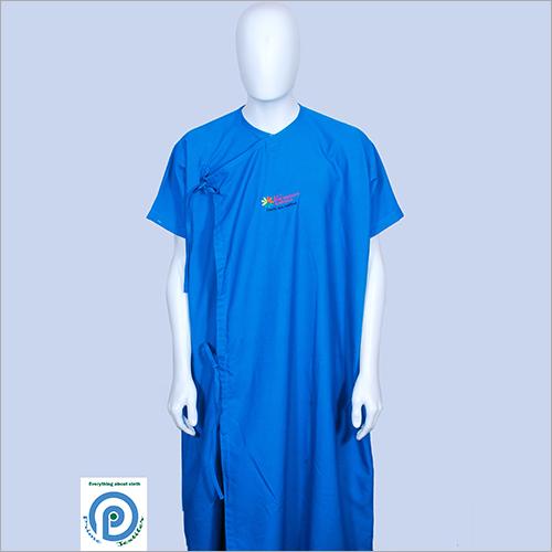 Unisex Patient Gown