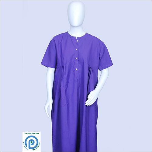 Full Length Nurse Gown