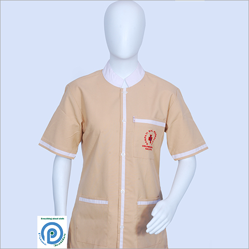 Nurse Surgical Plain Uniform