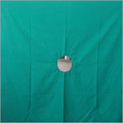 Cotton Plain Hole Surgical Towel
