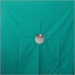Cotton Plain Hole Surgical Towel