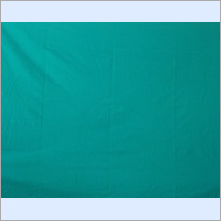 Green Cotton OT Hospital Towel