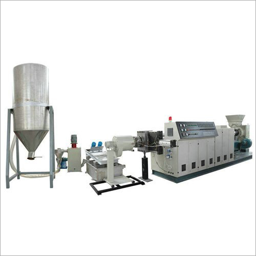 PVC Filler Masterbatch Granule Machine