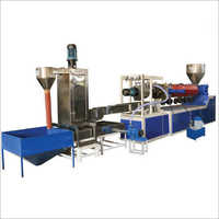 Plastic Masterbatch Making Machine