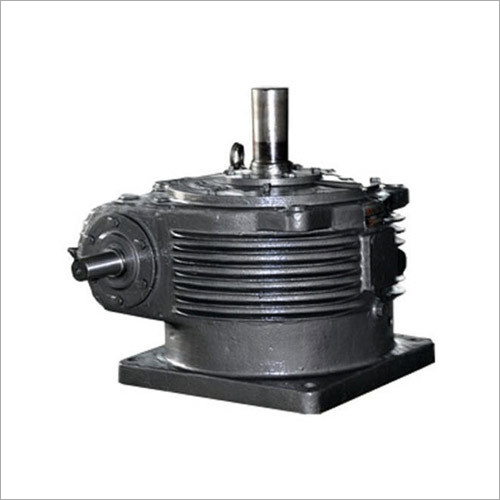 Helical Worm Gearbox