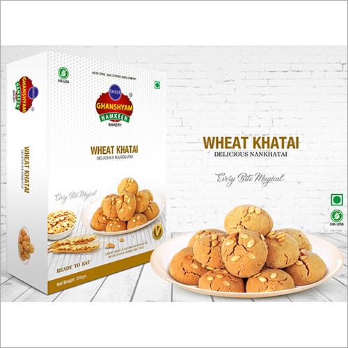 Wheat Khatai Biscuits