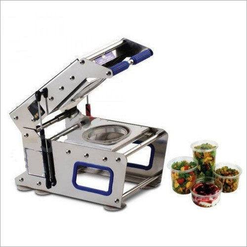 95mm SS Bowl Sealing Machine