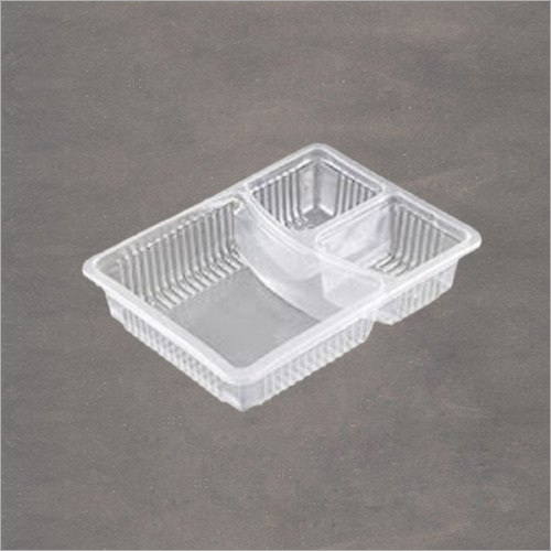 Transparent Cavity Biscuit Packing Container