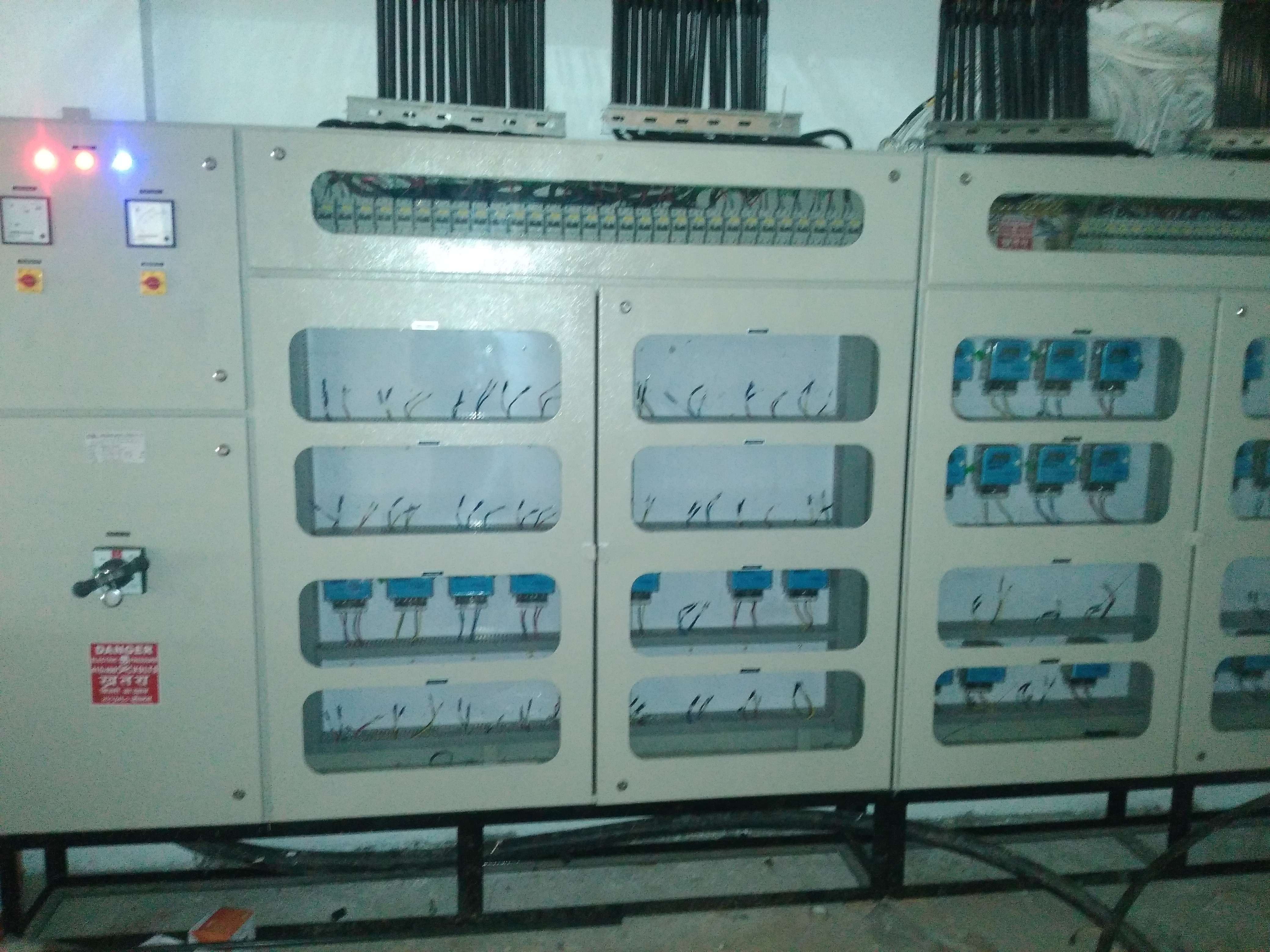 METER PANEL FOR