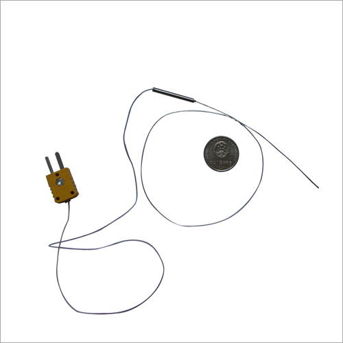 Sensor Thermocouple With Plug