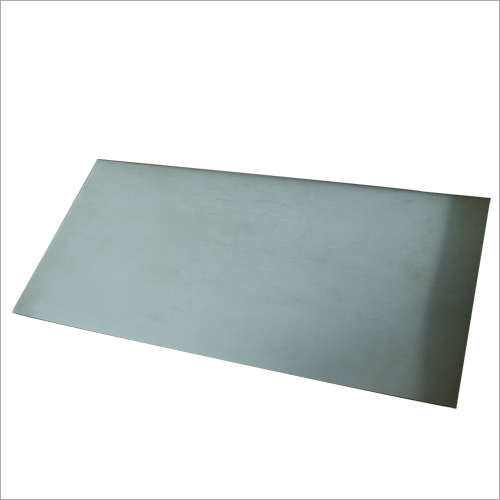 Nickel Plain Plate