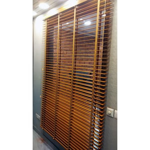 Customized Wooden Blind