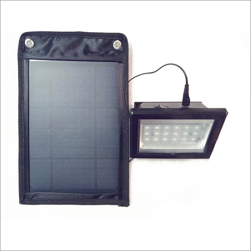 Solar High Focus LED Light With Battery