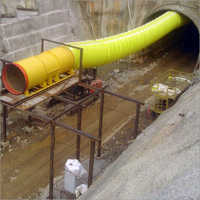 Tunnel Ventilation Flexible Duct