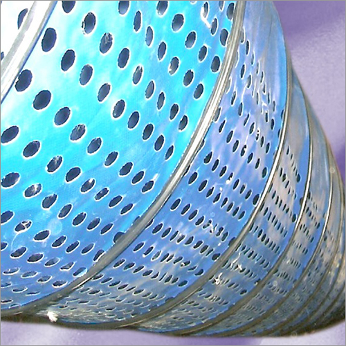 Perforated Duct