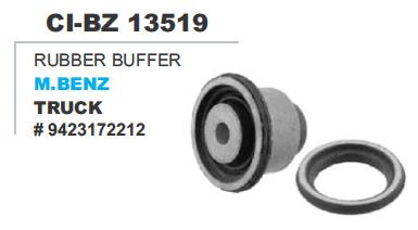 Rubber Buffer M Benz Truck