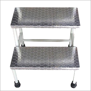 Double Foot Step Stool