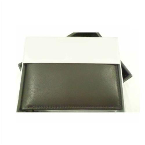 Mens Leather Pocket Wallet