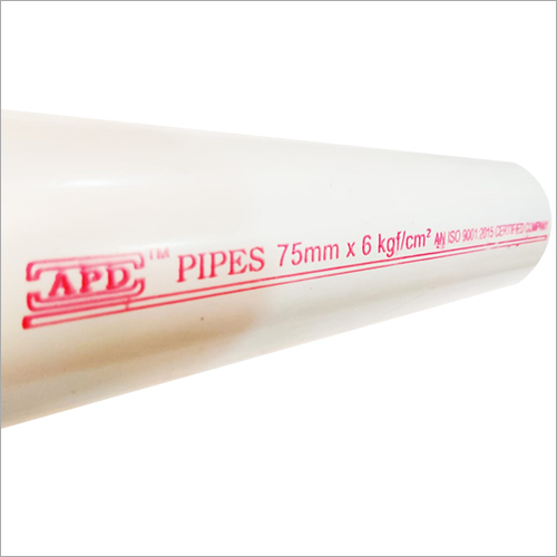 75 mm PVC Pipe