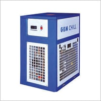Industrial  Air Cooled Mini Chiller