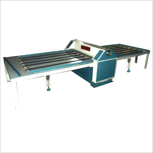 Semi Automatic Flat Bed Die Cut Punching Machine
