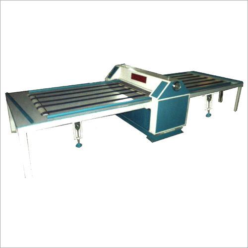 Semi Automatic Flat Bed Die Cut Punching Machine