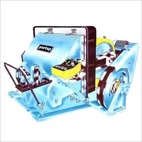 Paper And Box Punching Machine