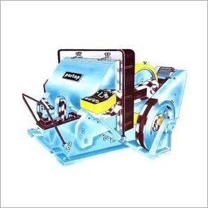 Carton and Box Punching Machine